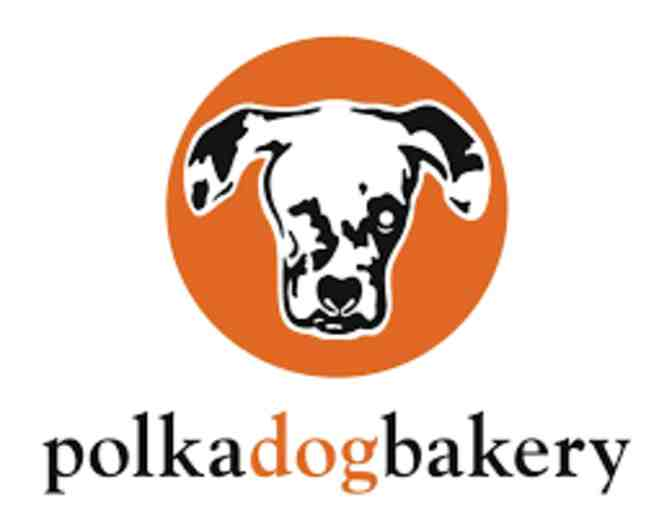 $250 Value - Homemade Dog Treat Gift Basket from Polkadog Bakery