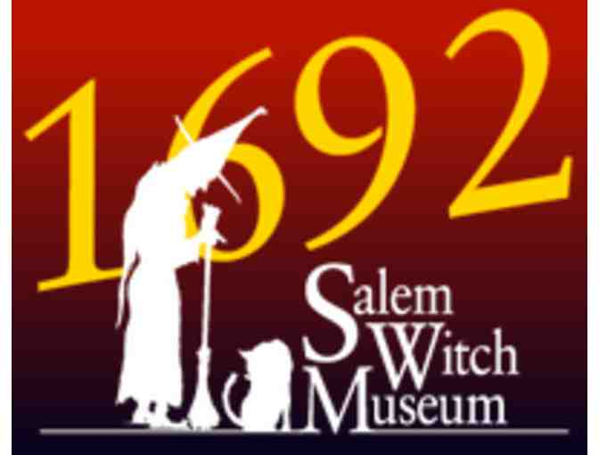Salem Witch Museum - Passes for Family of 6