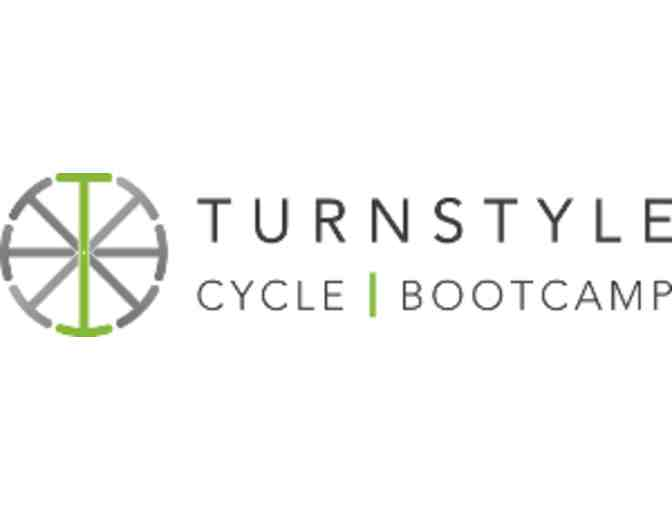 FIVE Cycle or Bootcamp Classes at Turnstyle Cycle!