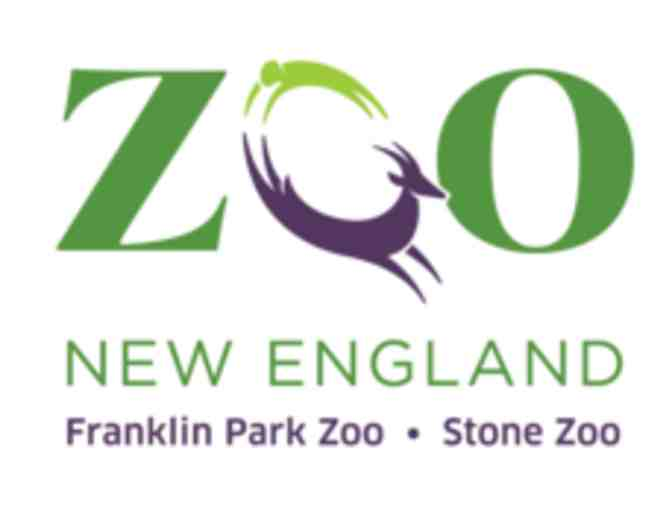 4 Tickets to Zoo New England