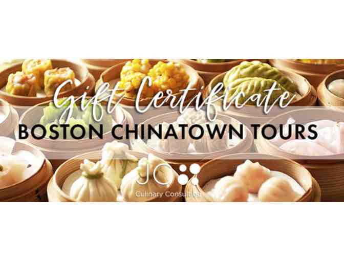A Chinatown Experience Tour for Two