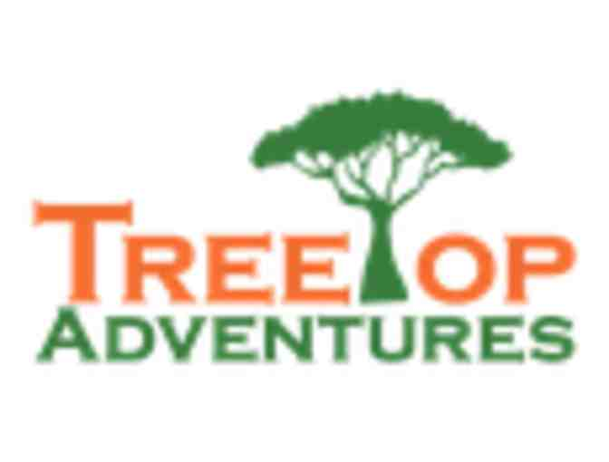 2 Tickets to Treetop Adventures