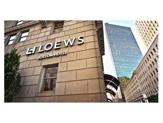 1 Night Stay and Breakfast for 2 at the Loews Boston Hotel - Photo 4