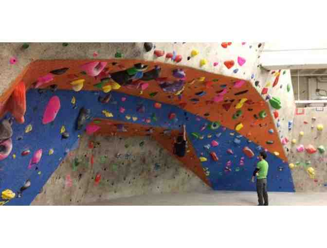 5 Pack Climbing Pass - Rock Spot