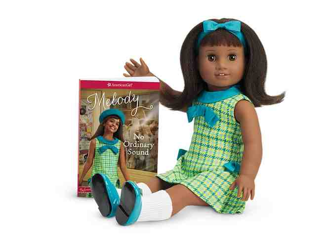American Girl Doll - Melody Ellison (Doll and book)