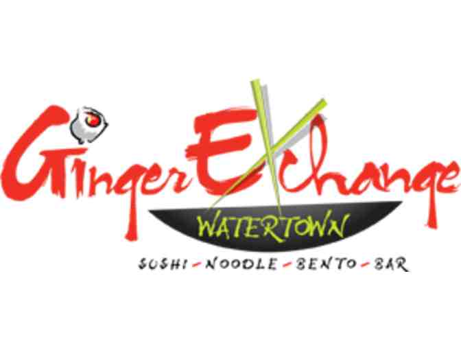 $50 Gift Card to Ginger Exchange