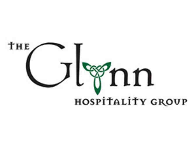 $25 Gift card to Glynn Hospitality Group (The Black Rose, Dillon's, Brownstone, etc.)