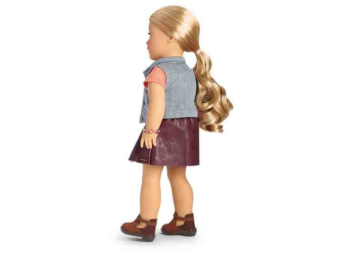 American Girl Doll - Tenney Grant (Doll and book)