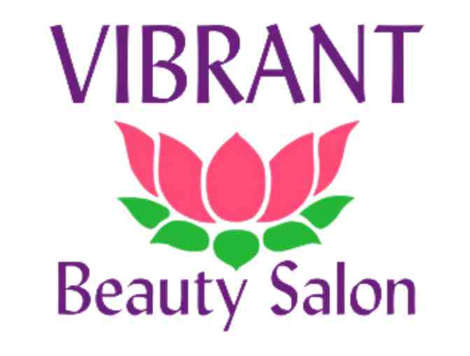 Vibrant Beauty Salon $25 Gift Card