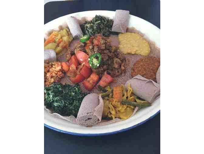 $50 GIft Card to Lucy Ethiopian Cafe