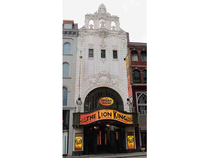 Boston Weekend Getaway - 1-night DoubleTree, Dinner/Drinks @ Ostra & Lion King Musical