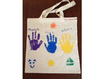 Grade 4 Ms. Elgert's Class-Canvas Bag #1