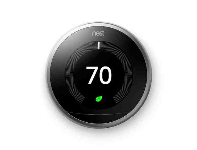 Nest Learning Thermostat - Photo 2