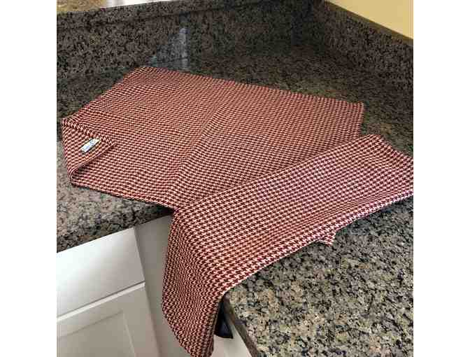 Beautifully Hand-Woven Kitchen Towels (2)