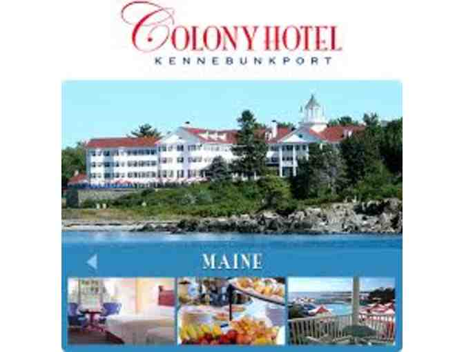 Dinner for Two at The Colony Hotel's Marine, Grand or Porch Dining Room
