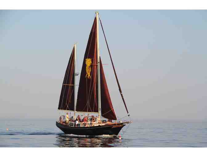Pineapple Ketch-2 hr Chartered sail! (up to 12 people)
