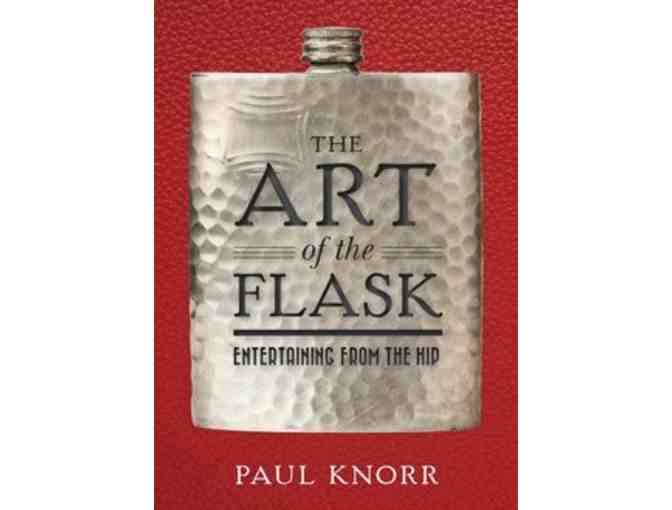 The Art of the Flask & The Home Bartender Books - Cider Mill Press