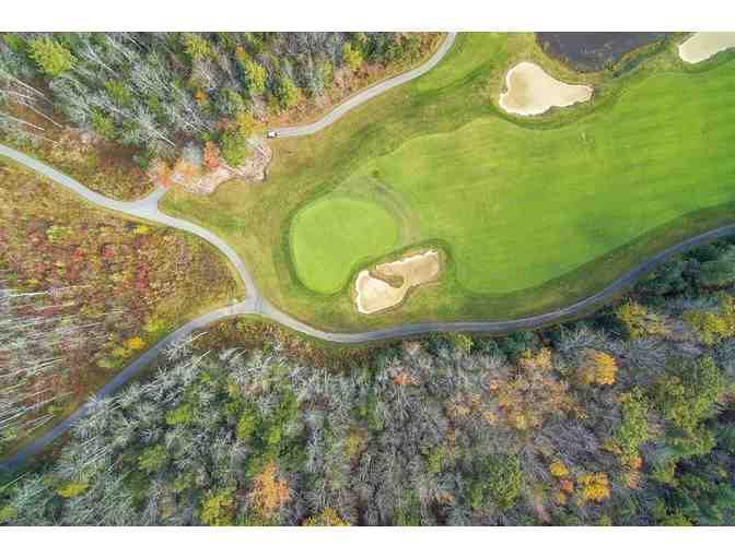 18 holes of Golf for Four People at  Old Marsh Country Club- $360 w/ Cart