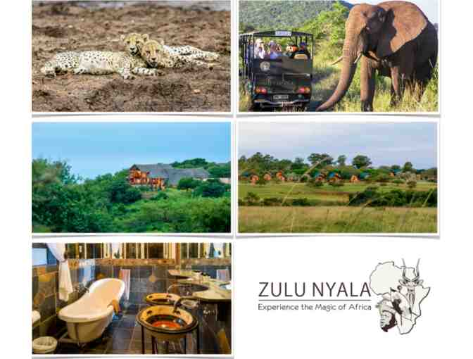 South African Safari- 6 Days & 6 Nights Photo/Game Viewing Safari at Zulu Nyala