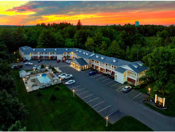 $100 Gift Certificate to the Port Inn in Kennebunk