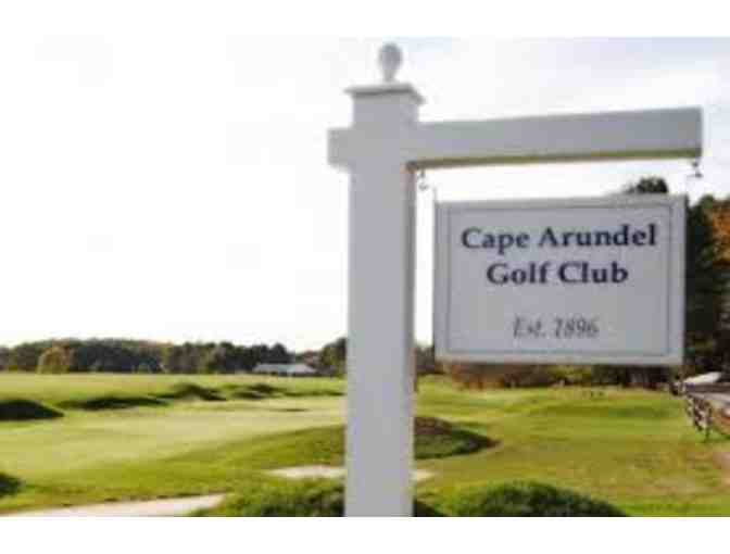 Cape Arundel Golf Club Round of Golf for 4 With Cart