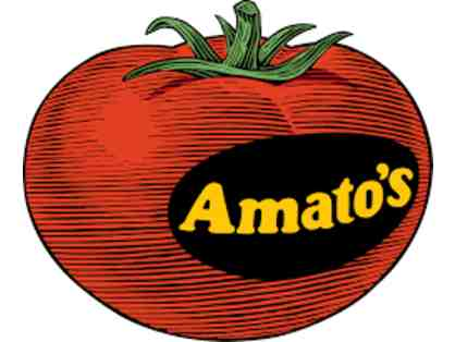 Amatos $25 Gift card