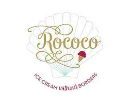 $20 Gift Certificate from Rococo Ice Cream