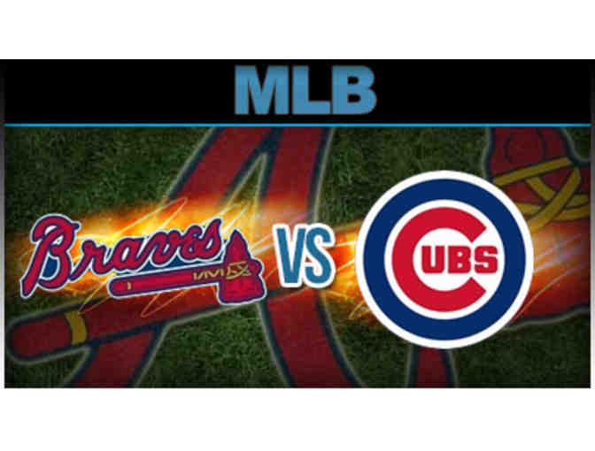 Atlanta Braves vs Chicago Cubs