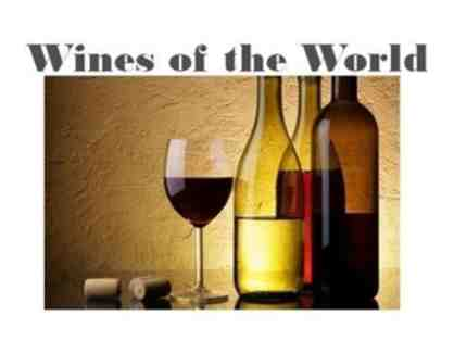12 Wines of the World!