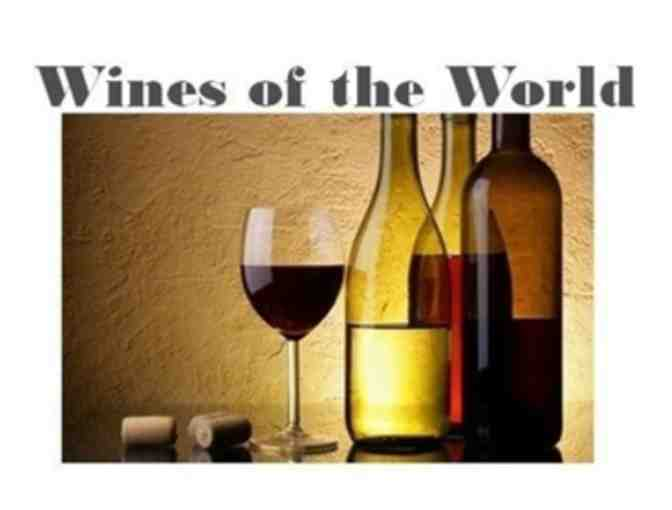 12 Wines of the World! - Photo 1