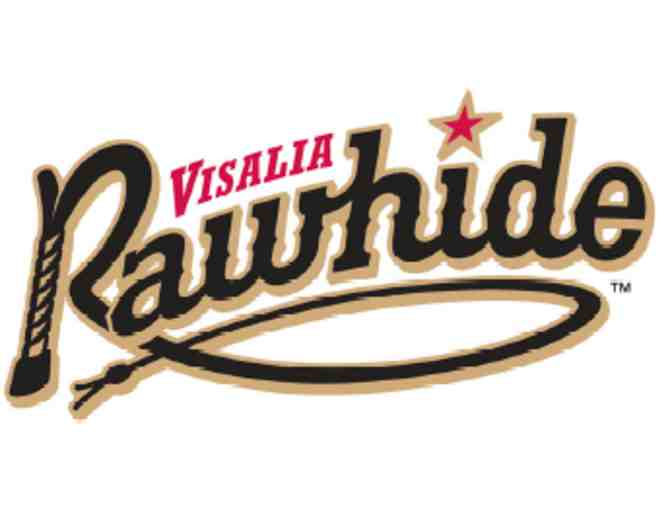 Visalia Rawhide Family 4-pack tickets