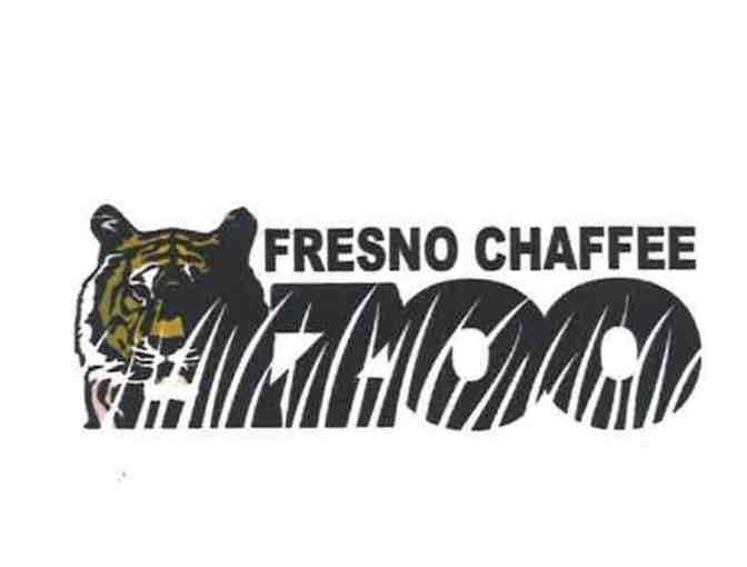 Two passes to the Fresno Chaffee Zoo