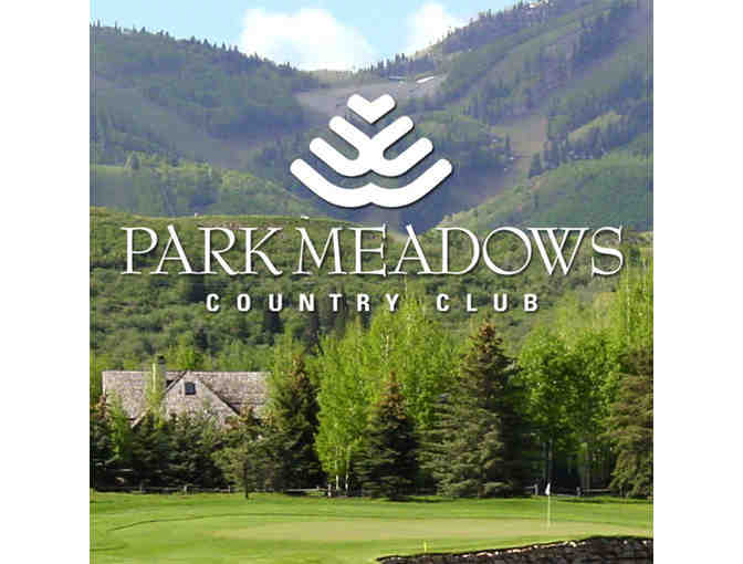 Park Meadows Country Club - 18 Holes of Golf for Four Players
