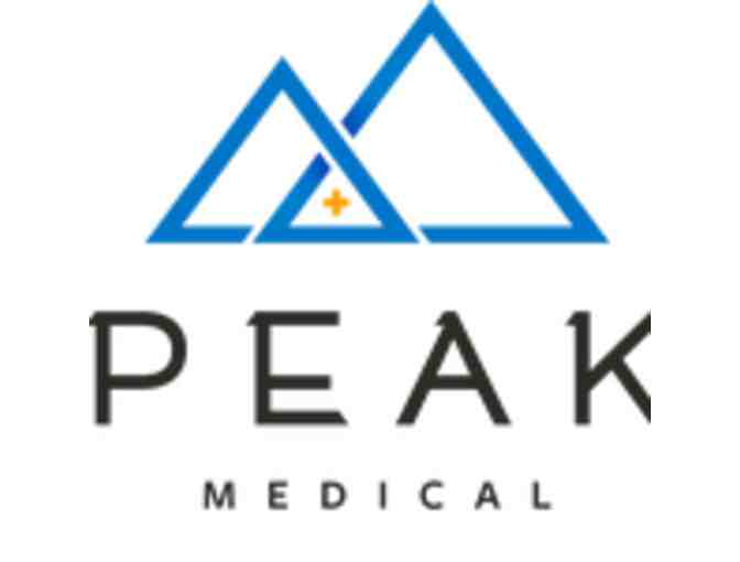 Peak Medical - $100 Gift Certificate