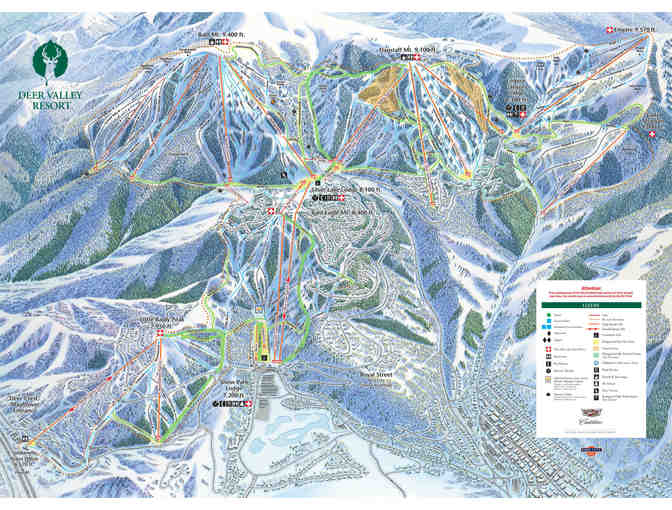 Deer Valley - 2019/2020 Season Ski Pass