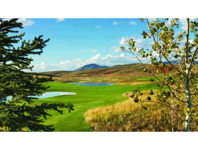 Promontory Club - Golf for Four at Pete Dye Course