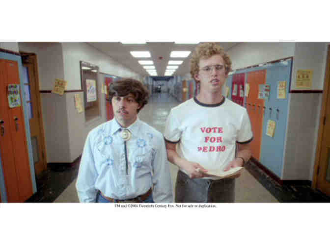 Dejoria Center - Pair of Tickets to Napoleon Dynamite on 5/2/20