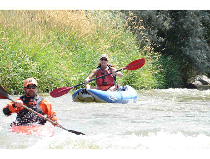 All Seasons Adventures - No Frills Rafting Trip for up to Six (6) People