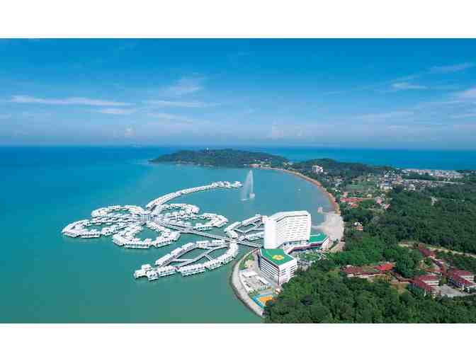 5141 - Four Nights for 2, Mid-Week, Premium Pool Villa, Lexis Hotel Group, Malaysia - Photo 1