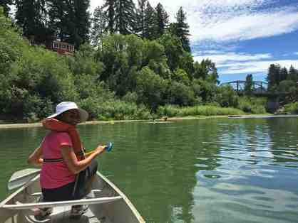 5104 - 3 All-Day Canoe Rentals, Burke's Canoe Trips on the Russian River, Forestville