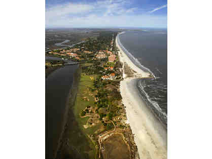 Three Nights for Two with Golf, Sea Island Resort, Sea Island, GA