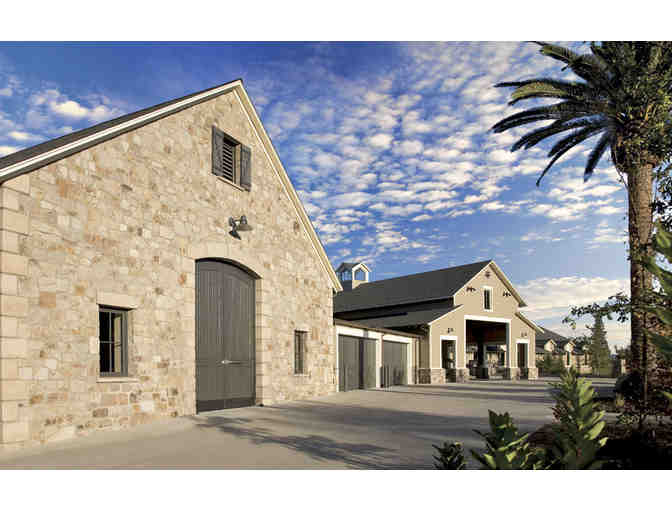 Bocce, Wine, Food & Friends for Eight, Trinchero Family Estates, St. Helena