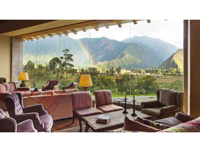 Authentic Nature Travel in Peru for Two, Inkaterra, Lima Peru