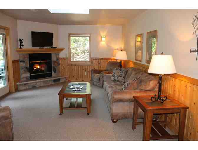 Two Nights, One Bedroom Chalet, with Golf for Two, Mount Shasta Resort, Mt. Shasta