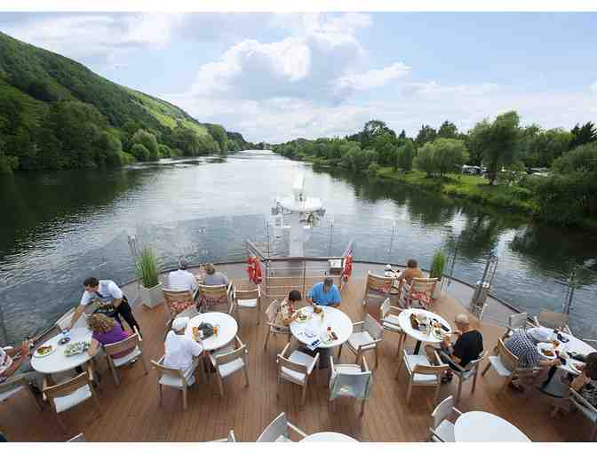 Eight Day European River Cruise for Two, Viking Cruises, Woodland Hills, CA