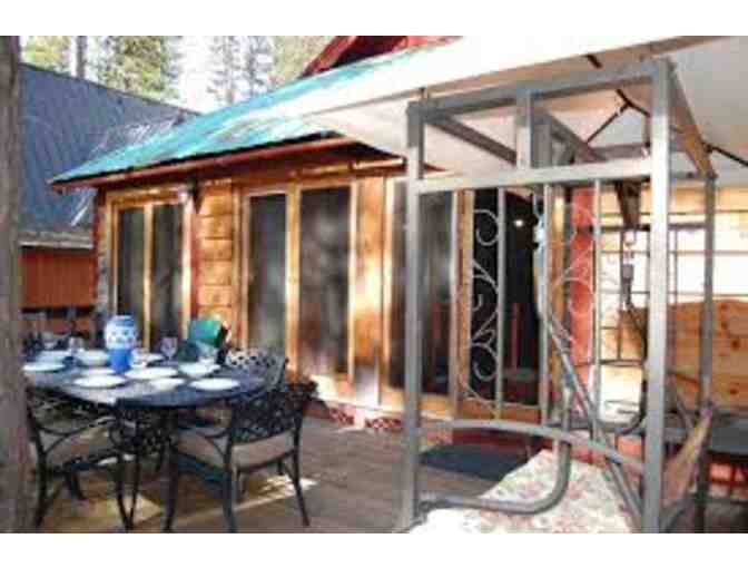 Two Nights in a 3 Bedroom Cabin, The Redwoods in Yosemite, Wawona