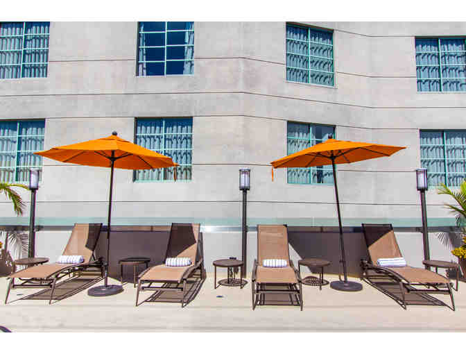Two Nights Stay for Two, Deluxe Patio Room, The Orlando Hotel, Los Angeles