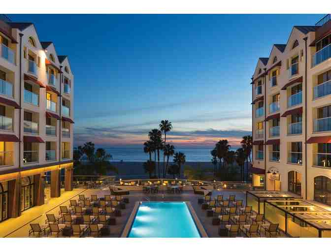 Two Nights for Two, Partial Ocean View, Loews Santa Monica Beach Hotel