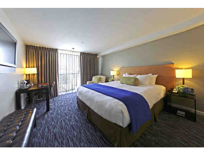 Two Nights for Two, Superior Room, COVA Hotel, San Francisco