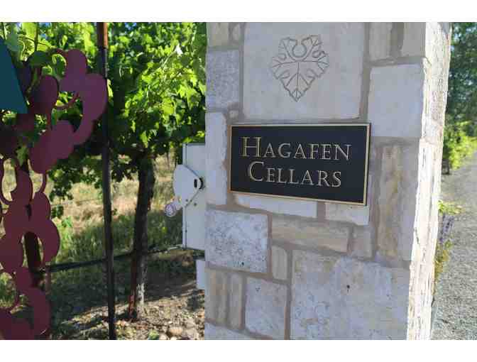 Tour & Tasting for Six with Case of Tempranillo, Hagafen Cellars, Napa